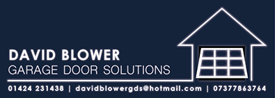 david blower garage door solutions logo