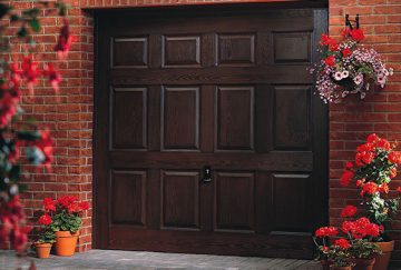 high quality up and over garage door